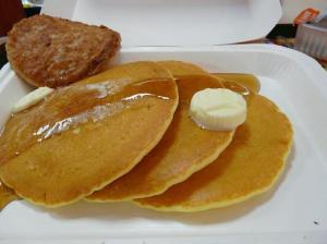 Breakfast @ McD