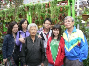 My family & Grandma...