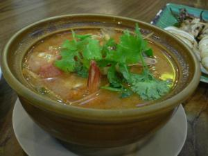 Tom Yum Gong for 2nd nite dinner also.......