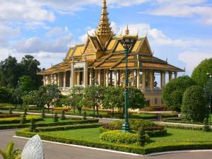 Royal Palace - really like a wonder land.....