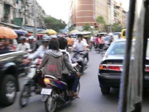Challenging Traffic...