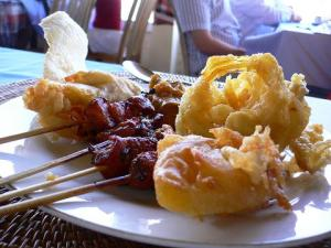 Buffet @ Grand Puncak Sari