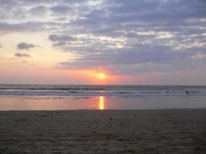 Sunset @ Kuta Beach
